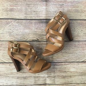 Banana Republic Strappy Heels 5
